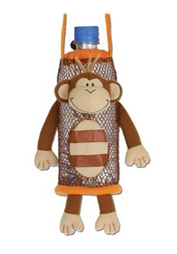 Stephen Joseph Monkey Bottle Buddy