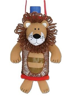 Stephen Joseph Lion Bottle Buddy