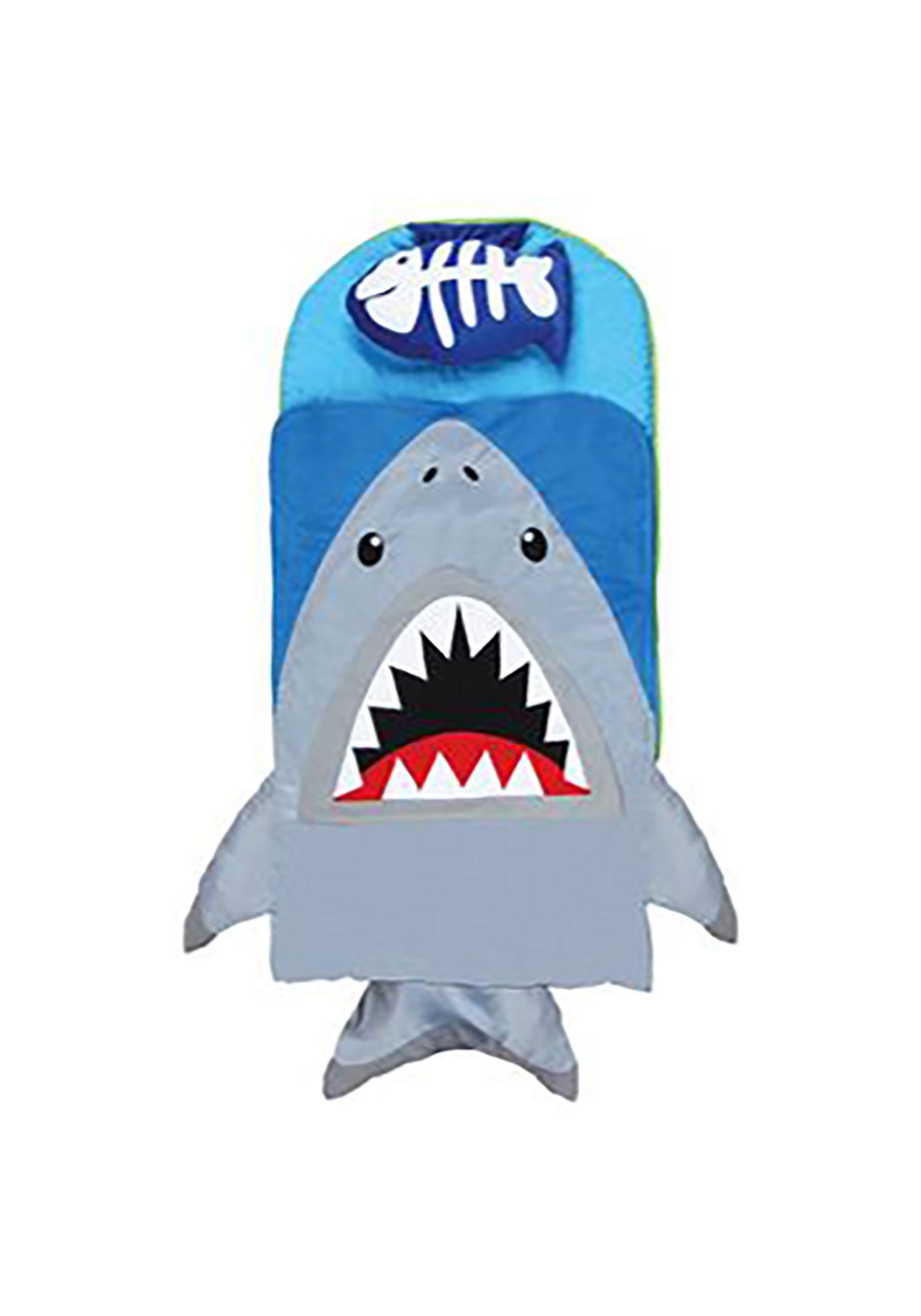 Stephen Joseph Shark Character Nap Mat