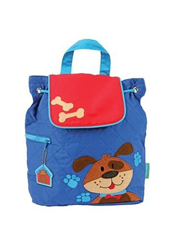 Stephen Joseph Dog Quilted Backpack