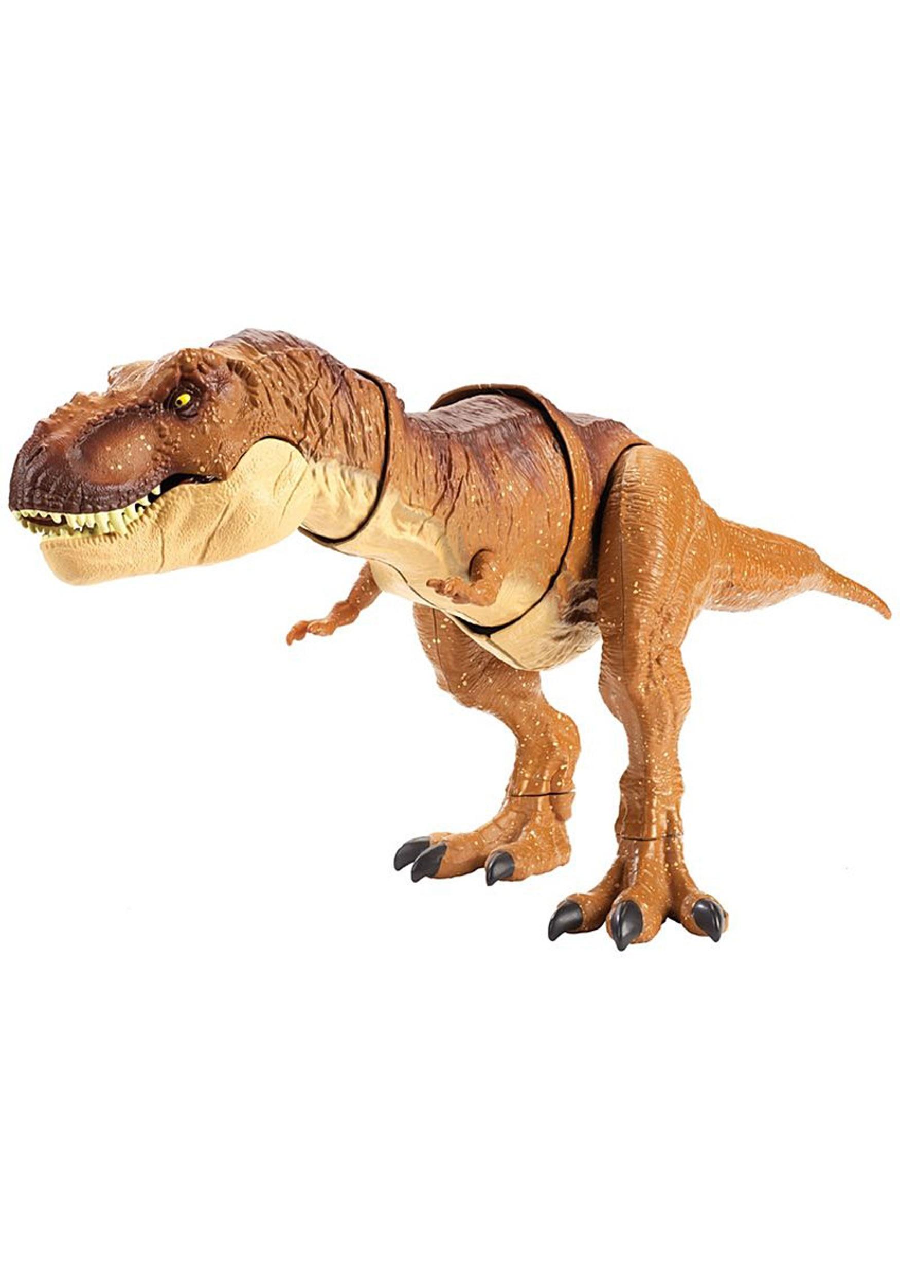 T Rex Jurassic World Thrash Amp Throw