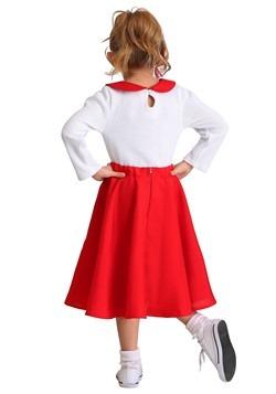 Grease Rydell High Toddler's Cheerleader Costume alt1