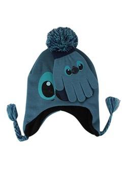 Stitch Kids Pom Knit Peruvian w/ Gloves Set