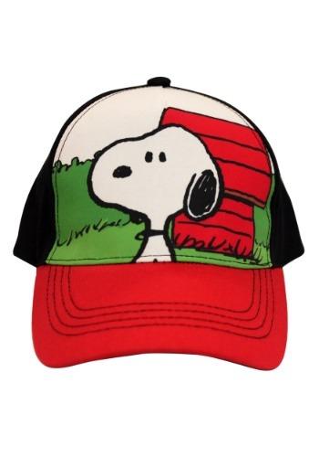 Snoopy Kids Snapback Cap1