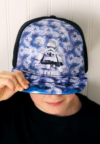 Adjustable Star Wars Stormtrooper Kids Hat update
