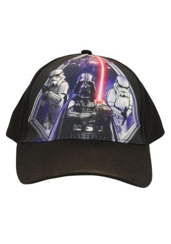 Star Wars Classic Dark & Troopers Kids Adjustable Hat1