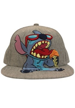 Stitch Snapback Hat-update1