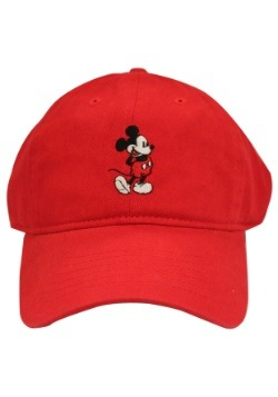 Mickey Mouse Red Dad Hat-update1