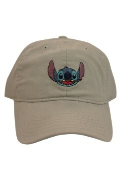 Stitch Gray Dad Hat-update1