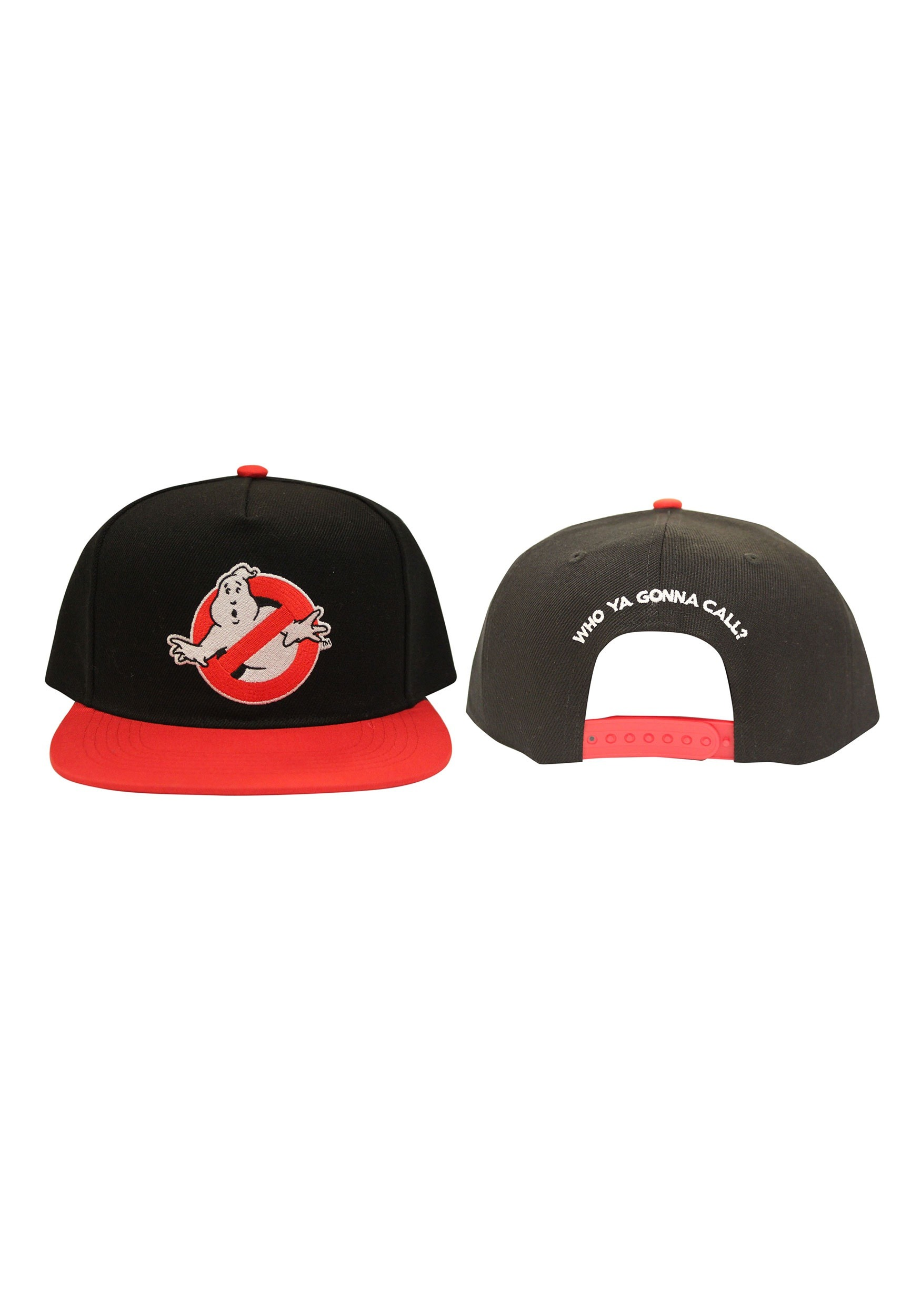 e33a838b5e4 The Ghostbusters Snapback Cap