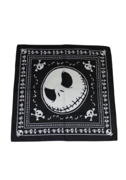 Nightmare Before Christmas Jack Skellington Bandana