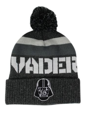Pom- Darth Vader Beanie