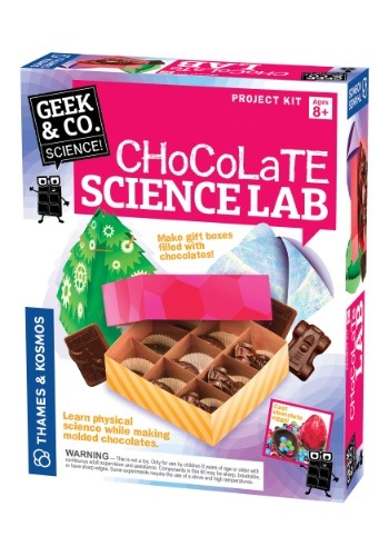 Geek & Co Chocolate Science Lab