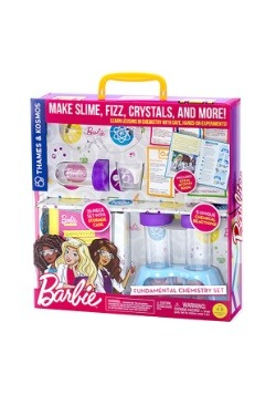 Fundamental Chemistry Barbie Set