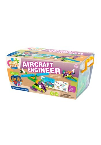 First Aircraft Engineer for Kids