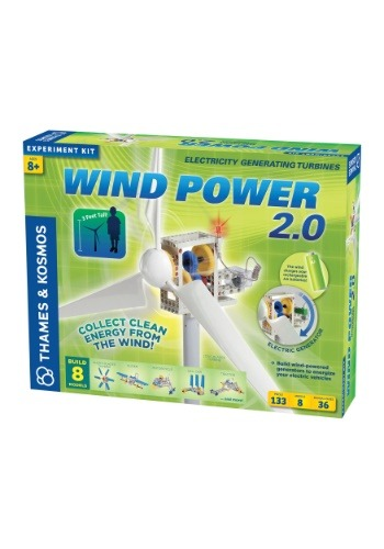 Experiment Kit Wind Power 2.0
