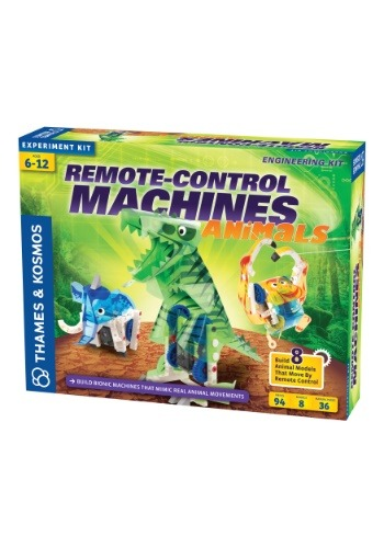 Remote Control Machines: Animals Kit