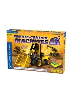 Remote Control Construction Vehicles Machines Kit