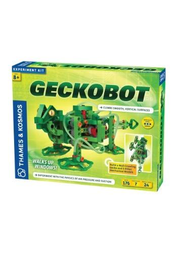 Wall Climbing Geckobot Robot Kit