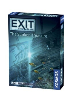 Exit: The Game- The Sunken Treasure