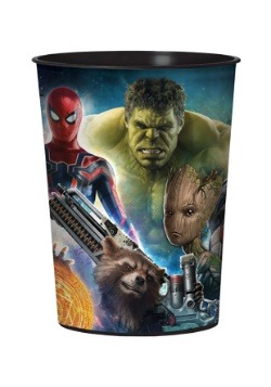 Marvel Avengers Infinity War Plastic 16 oz. Party Cup