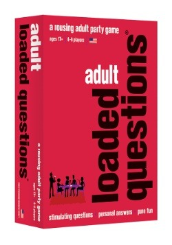Adult Loaded Questions Party Game