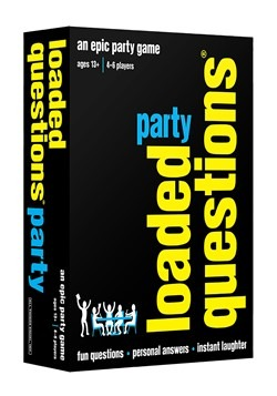Loaded Questions Party Game Upload Main
