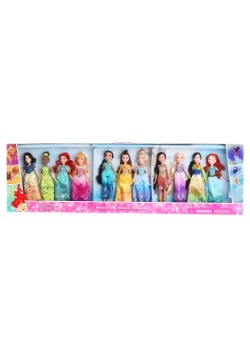 Disney Princess Shimmering Dreams Collection Doll Set Update