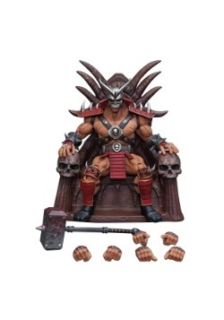 Mortal Kombat Shao Kahn 1:12 Scale Action Figure