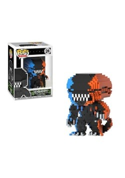 Alien Video Game Xenomorph Deco 8-Bit POP! Vinyl Figure