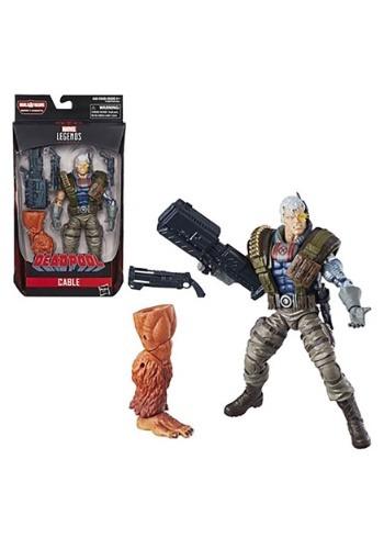 Deadpool Marvel Legends 6-Inch Cable Action Figure