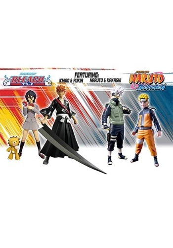 Naruto Shippuden and Bleach 6-Inch Figure
