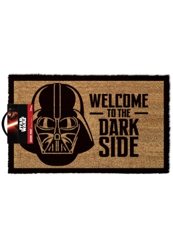 Darth Vader Welcome Doormat