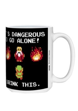 Zelda Drink This 15oz Mug