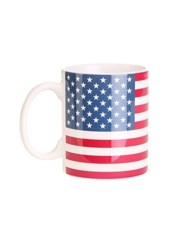 American Flag 11 oz Mug new