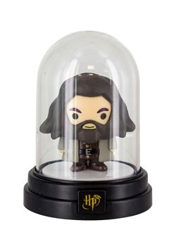 Hagrid Bell Jar Light update