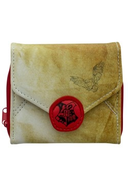 Harry Potter Hogwarts Letter Wallet update