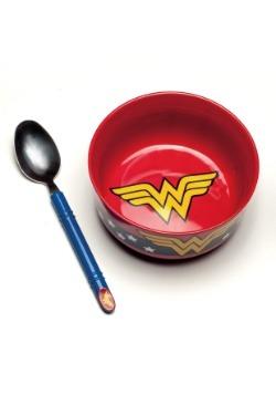 Wonder Woman Breakfast Set