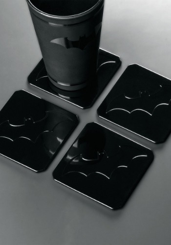 Batman Metal Coasters