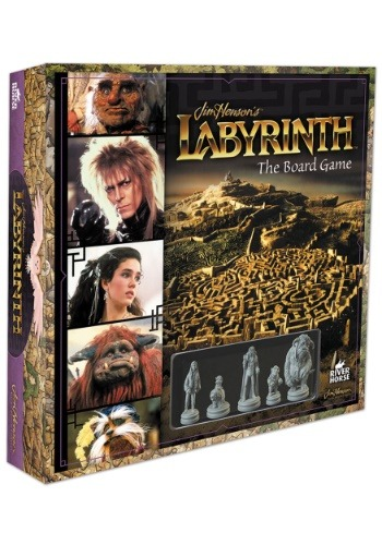 Jim Henson`s Labyrinth: The Board Game