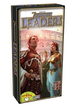 7 Wonders: Leaders Board Game Expansion-update1