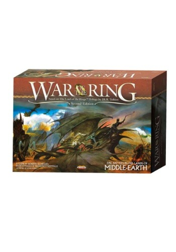 War of the Ring: 2nd Edition Board Game