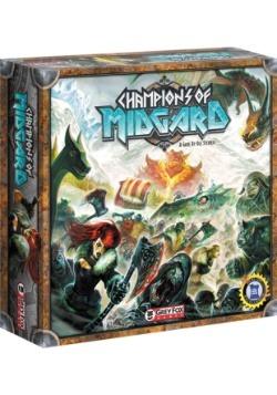 Champions of Midgard Board Game