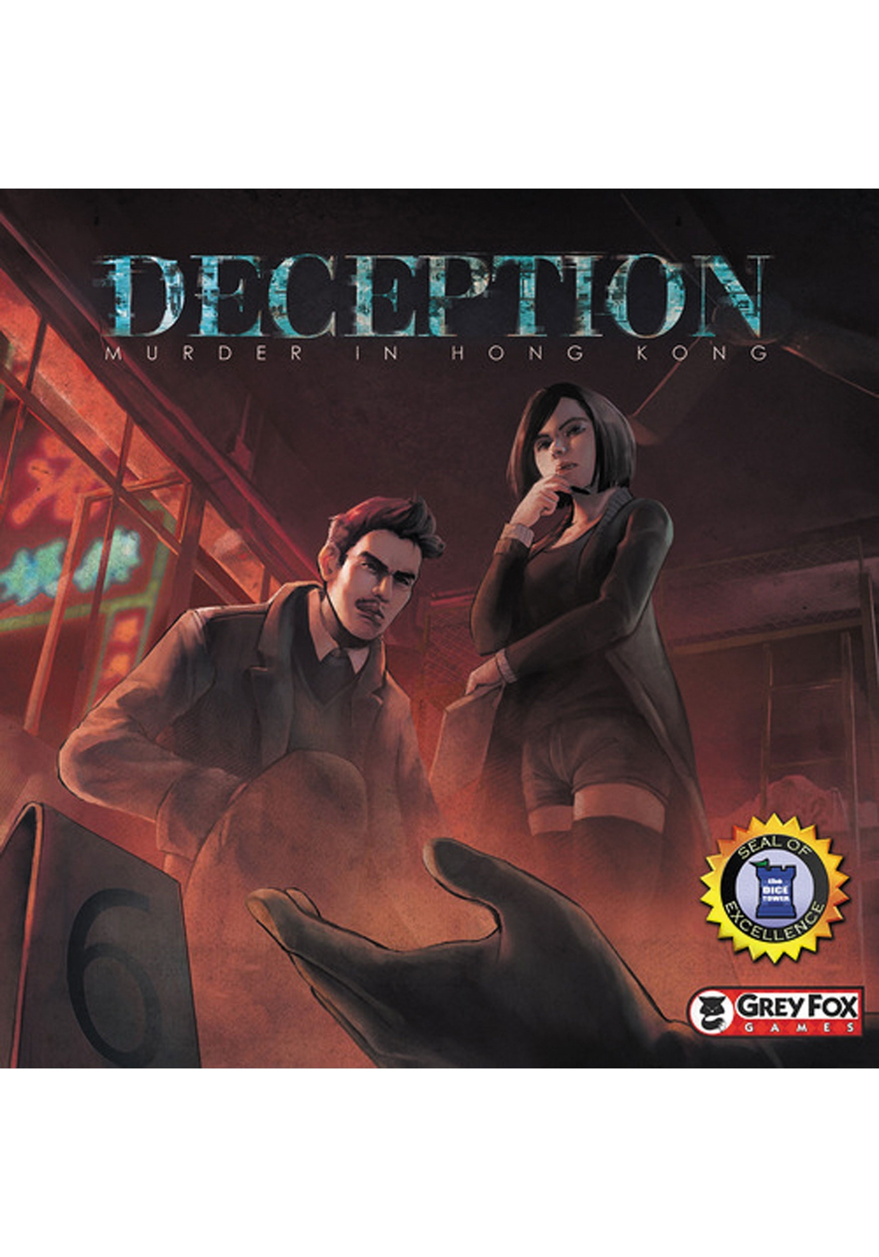 Deception: Murder in Hong Kong Game