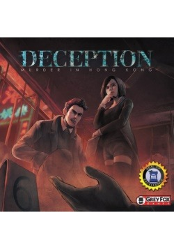 Deception: Murder in Hong Kong Party Game