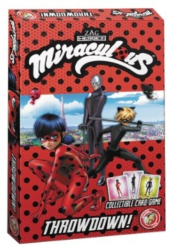 Miraculous Ladybug Throwdown Card Game