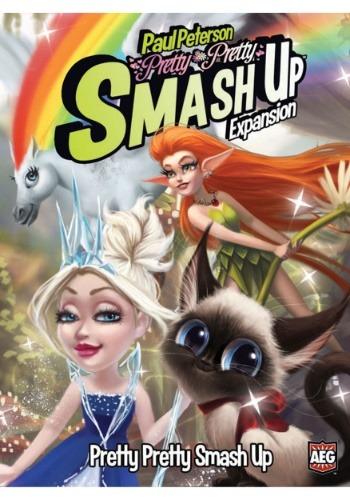 Smash Up: Pretty Pretty Smash Up Expansion