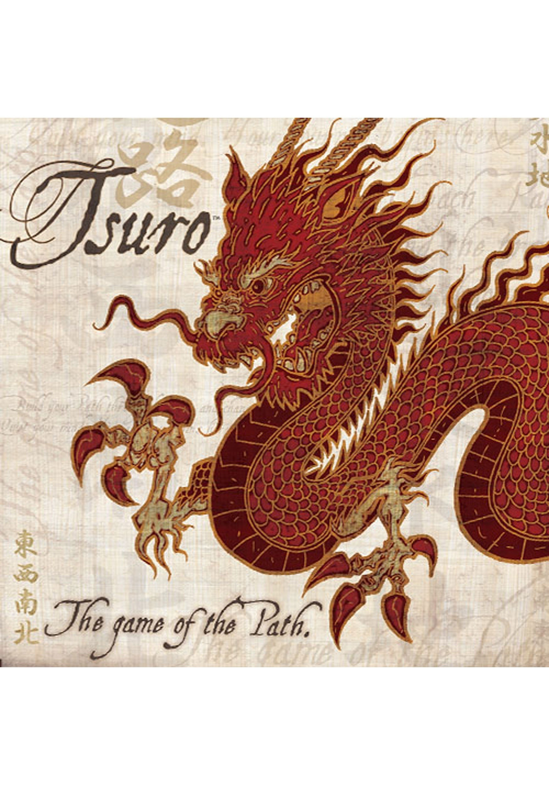 Tsuro: The Game of the Path Board Game