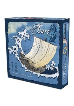Tsuro of the Seas Board Game