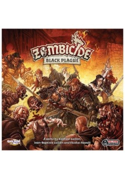 Zombicide: Black Plague Board Game
